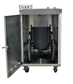 Wheelchair washer
